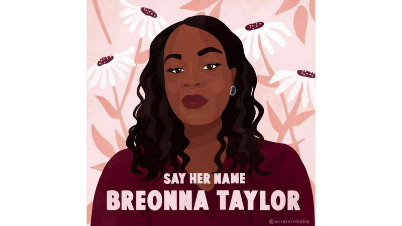 Houstonians call for justice for Breonna Taylor