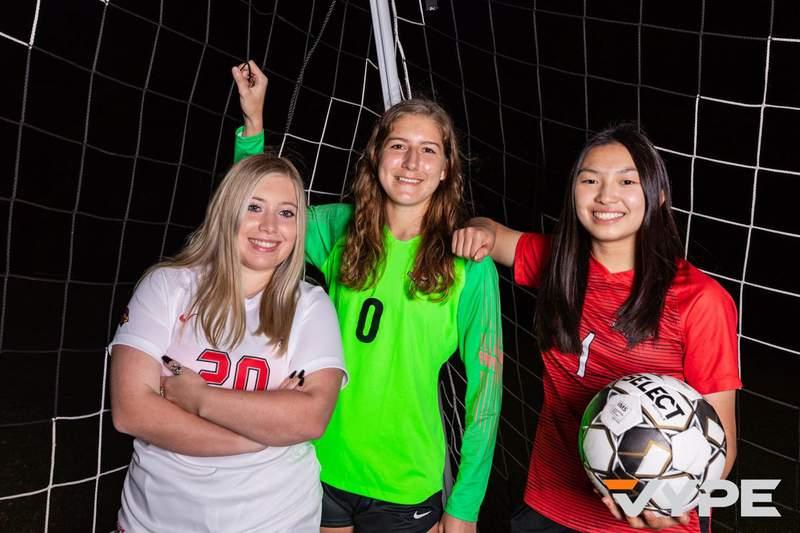 VYPE Houston Girl's Soccer Rankings powered by Lethal Enforcer Soccer 3/15