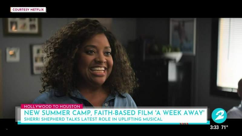 Sherri Shepherd talks new role in Netflix faith-based film 'A Week Away' | HOUSTON LIFE | KPRC 2