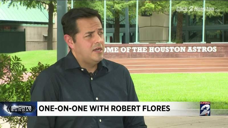 MLB Network Host, Houston native Robert Flores weighs in on MLB season