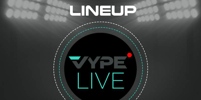 VYPE Live Lineup - Friday 1/29/21