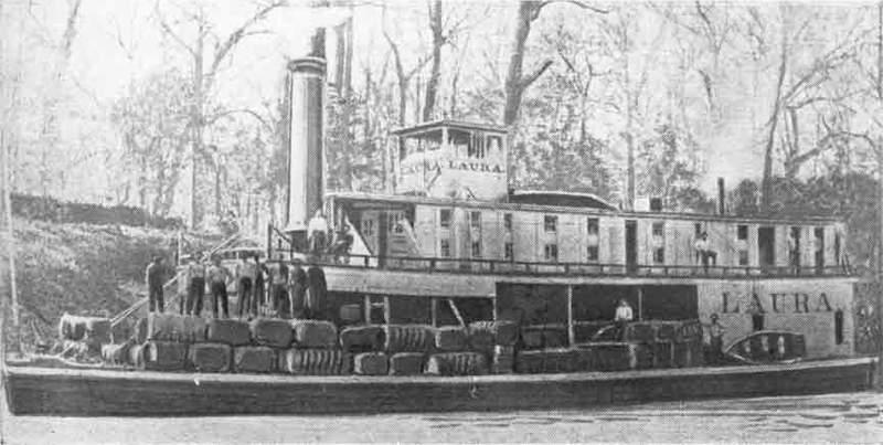 Steamboat Laura