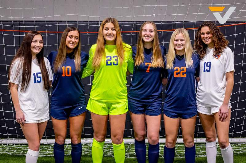 Wakeland Lady Wolverines are on the hunt for district and state titles