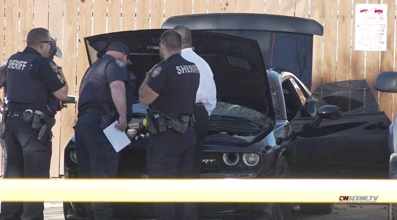 A man was found shot to death Saturday afternoon after he was kidnapped from his girlfriend's apartment in northwest Harris County, according to Harris County Sheriff's Office.