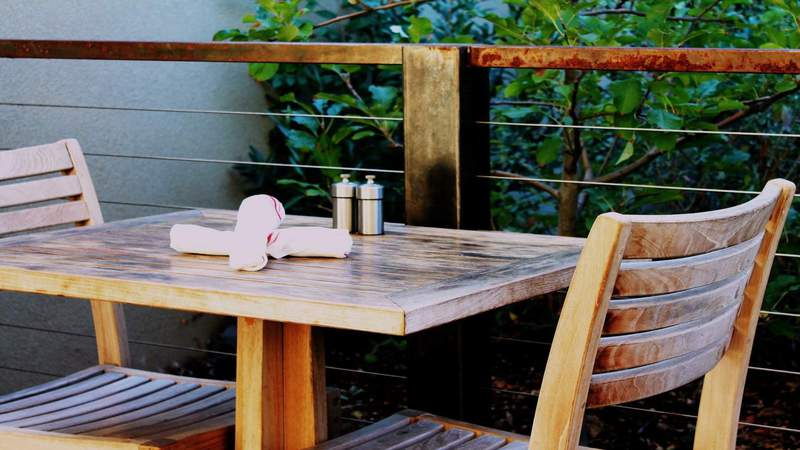 A guide to eating outdoors in the Houston area: 12 patios perfect for socially distanced dining