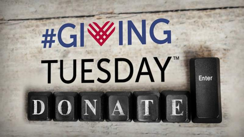 #GivingTuesday supporting local nonprofits