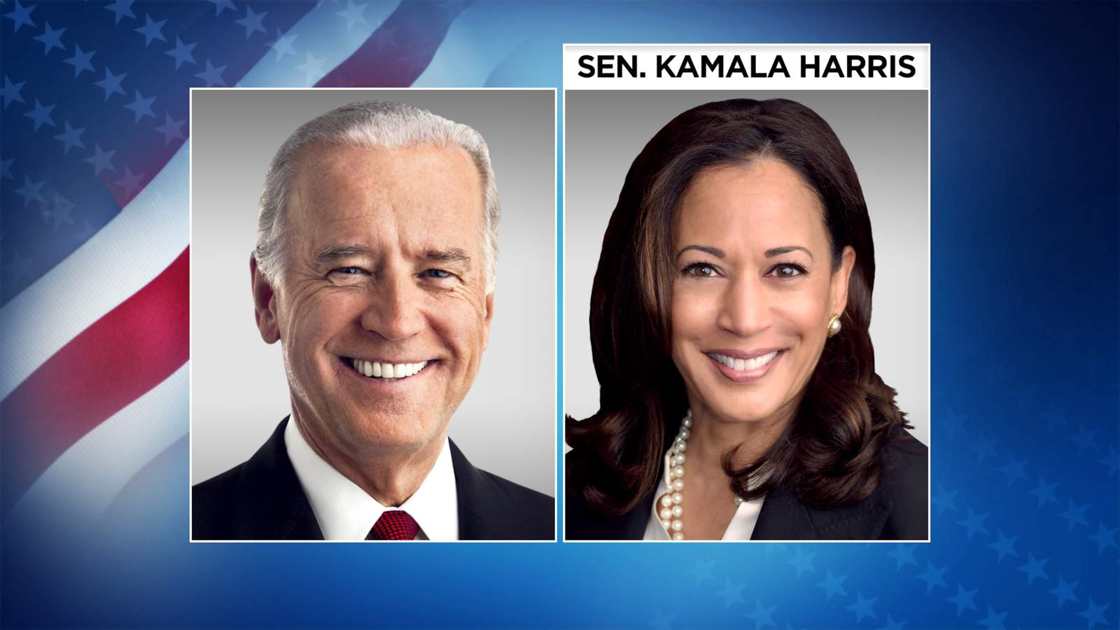 Joe Biden Picks California Sen Kamala Harris As 2020 Running Mate In Historic Move