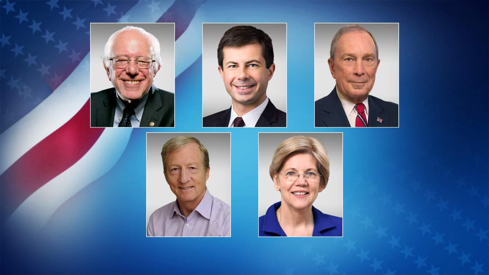 Voting underway as Nevada Democrats weigh in...