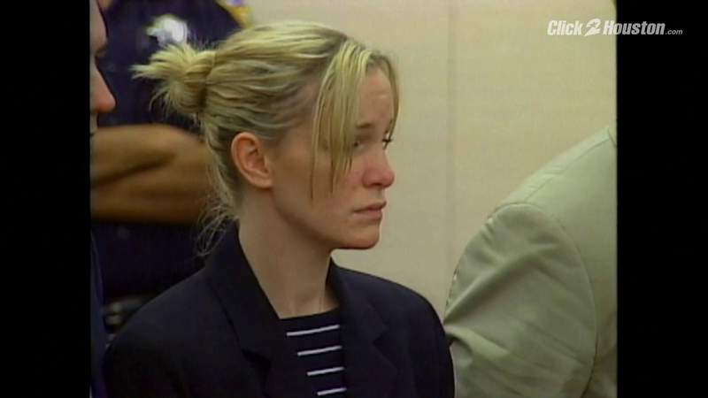 Archive video: Susan Wright sentenced