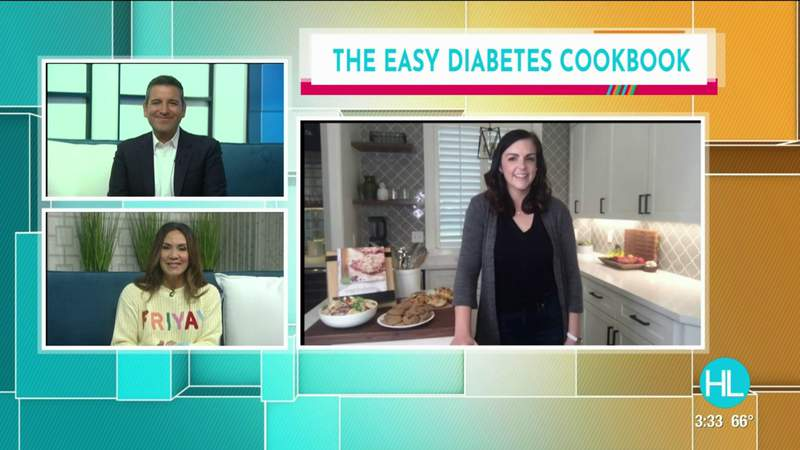 Houston dietitian releases new cookbook to help manage diabetes and balance blood sugars | HOUSTON LIFE | KPRC 2