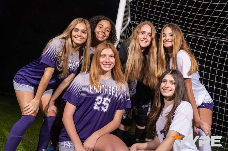VYPE Houston Girl's Soccer Rankings powered by Lethal Enforcer Soccer 3/22
