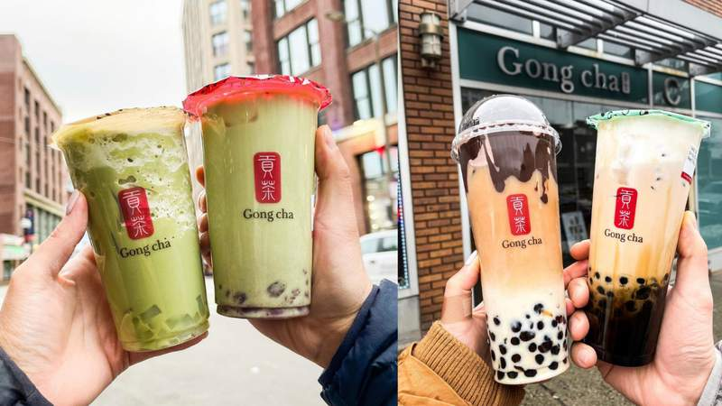 Gong Cha opened a new location in Missouri City.