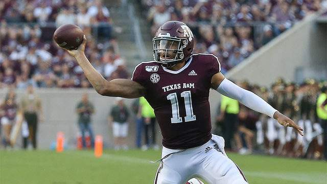 Fisher Players Confident As Texas A M Enters Second Bye Week