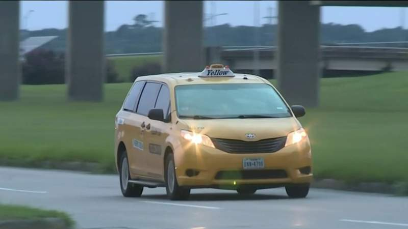 Yellow Cab files for bankruptcy in Houston