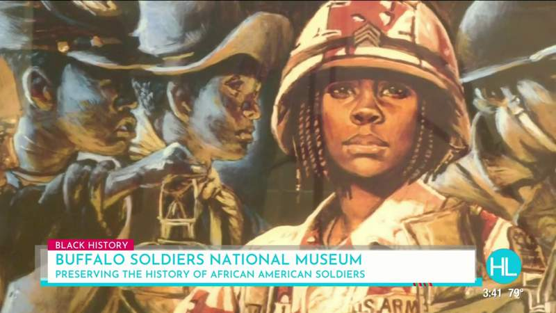Buffalo Soldiers National Museum preserving black military history   HOUSTON LIFE   KPRC 2