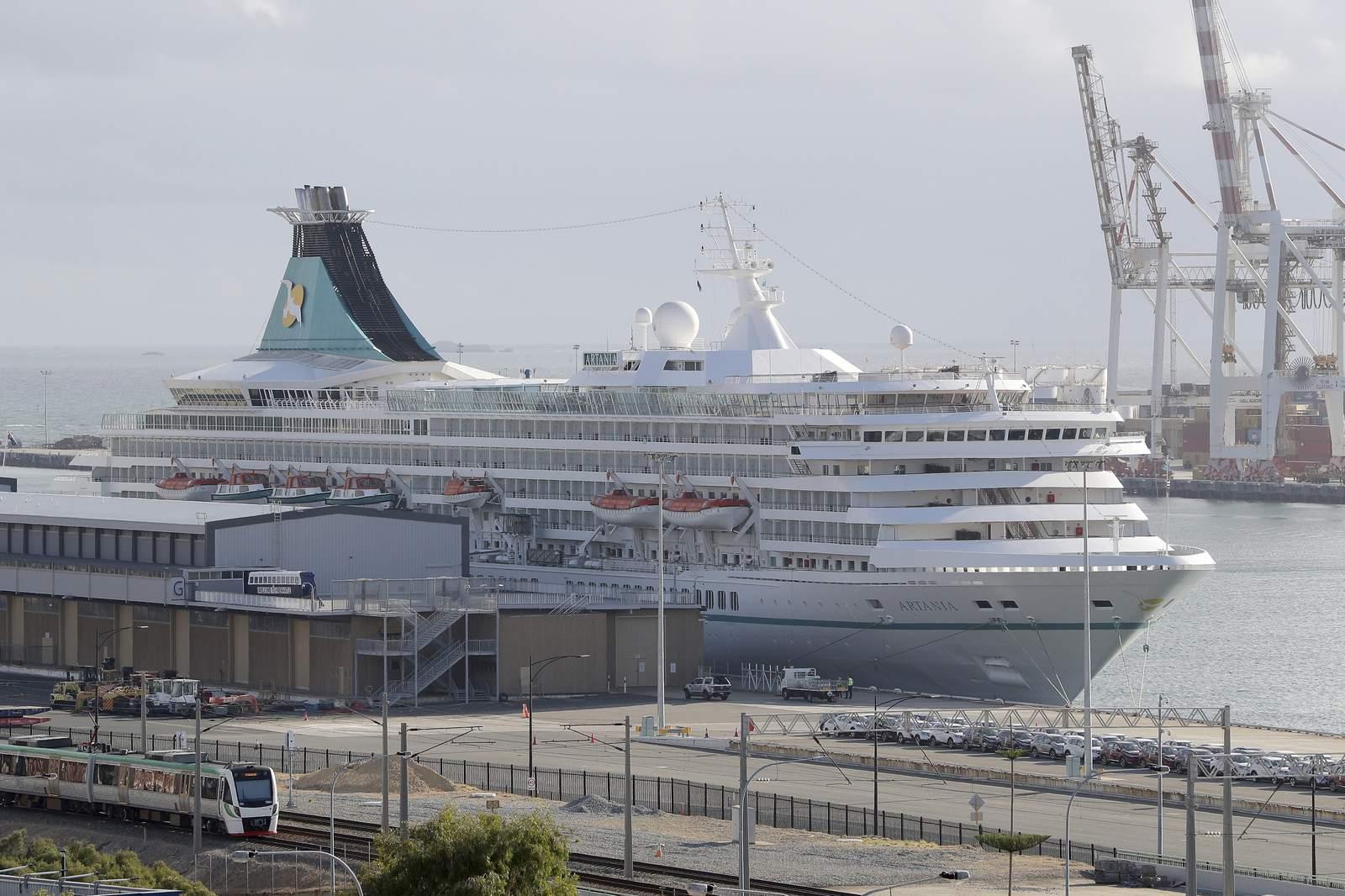 Australia se prepara para volar pasajeros de cruceros a Alemania 17