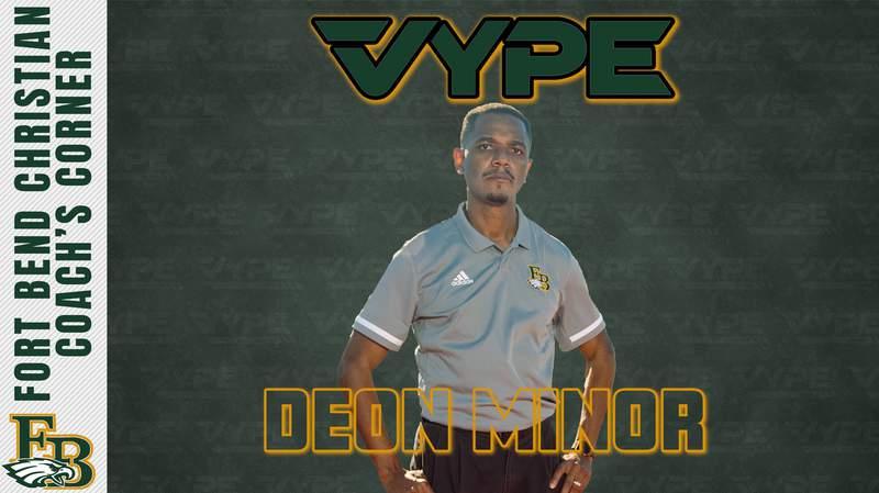 VYPE FBCA Coach's Corner: FBCA Track- Deon Minor