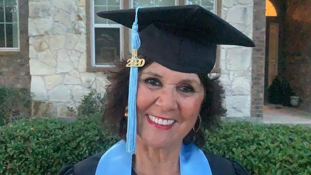 Rosa MacDonald-Burns earned her bachelor's of applied technology from Brazosport College.