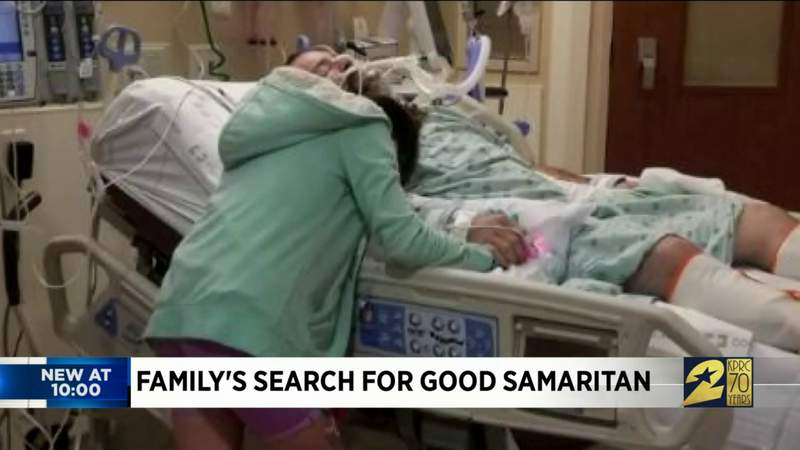 GF Default - Family searches for Good Samaritan after motorcycle crash