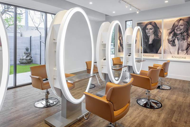 Houston-area salon honored with grand prize as best salon in the U.S., magazine says