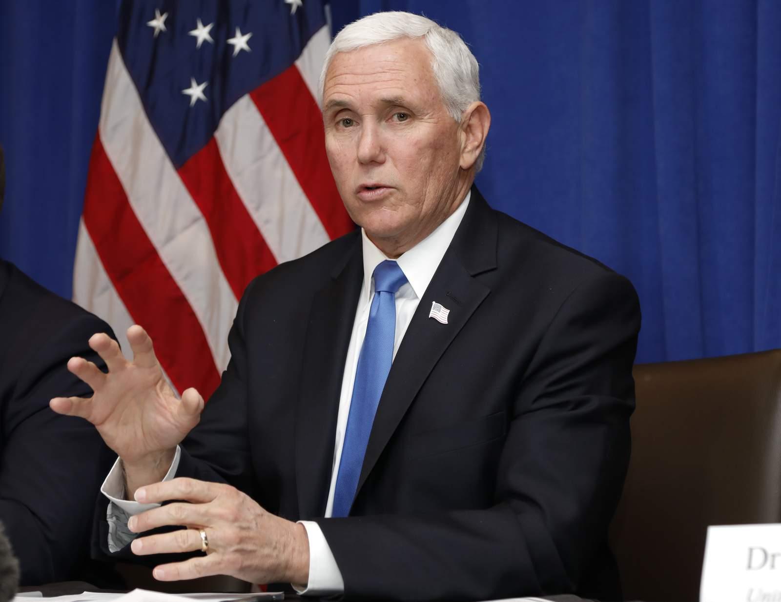 Estados para obtener kits de prueba de virus como la Casa Blanca insta a la calma 48
