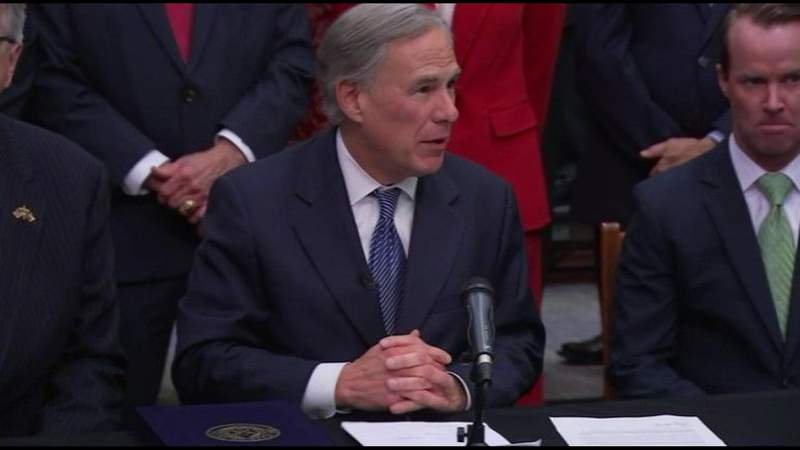 Gov. Abbott: State to pay $250 million down payment for border wall