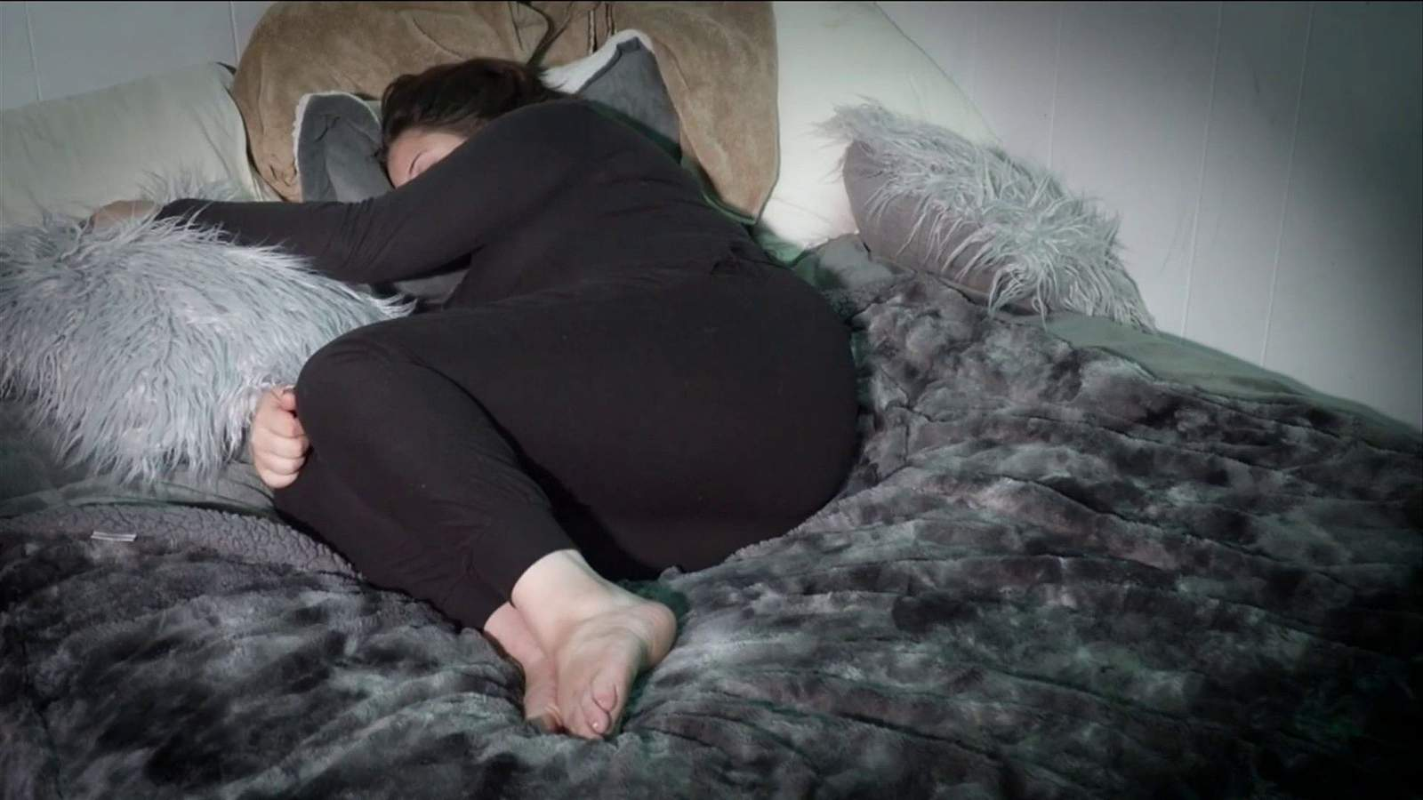 Here is how yor sleep position could be affecting your health