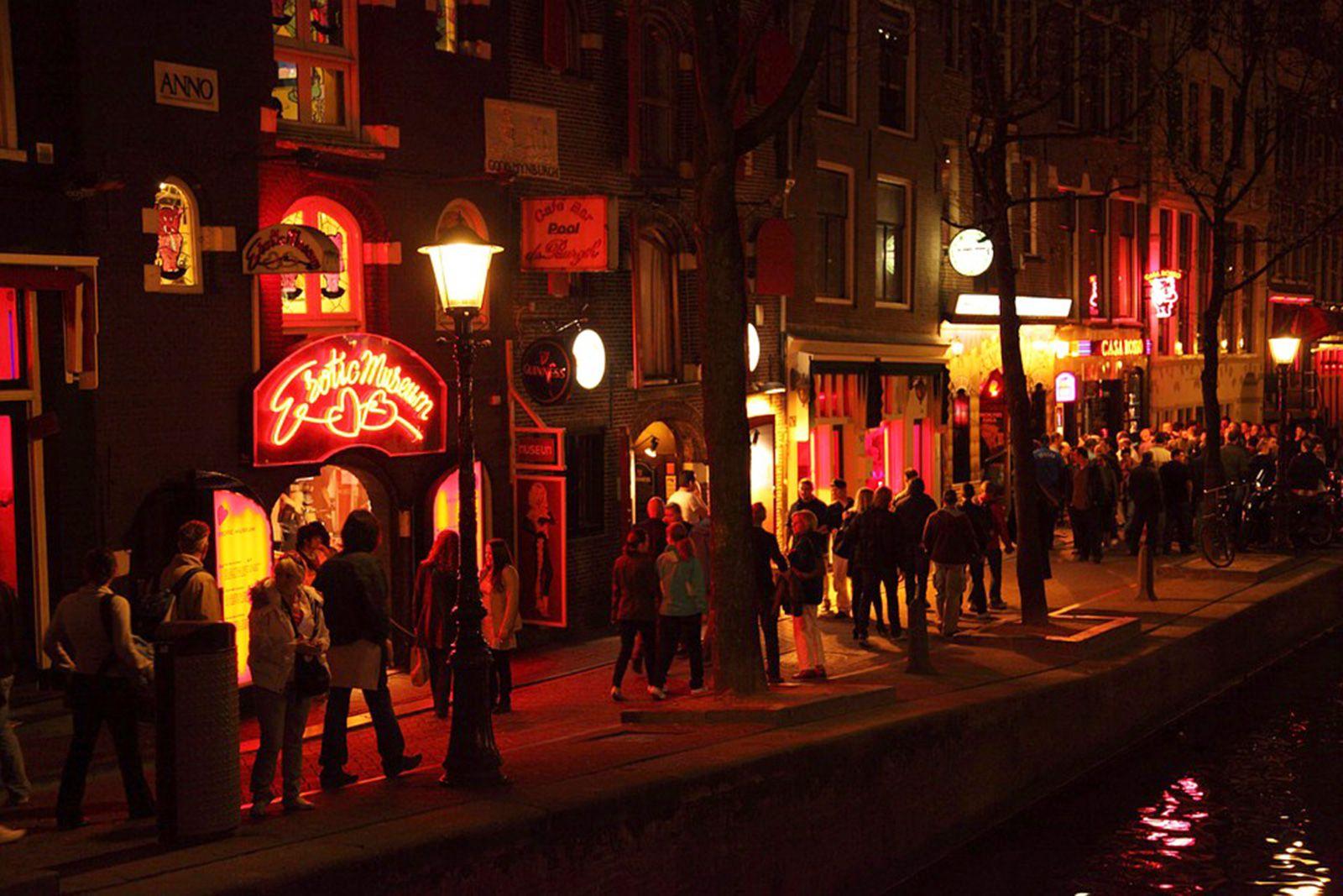 Cómo es vivir en el barrio rojo de Ámsterdam 2