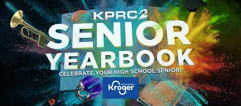 Celebrate your high school senior with Kroger!