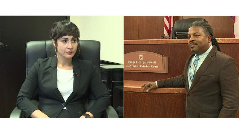 A legal dispute clouding a race for Harris County judge has finally reached a resolution.