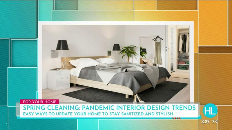 Houston designer shares tips to keep your home sanitized and stylish year-round