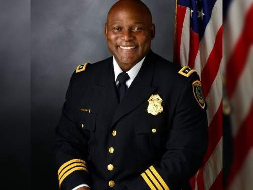 Houston police Chief Troy Finner