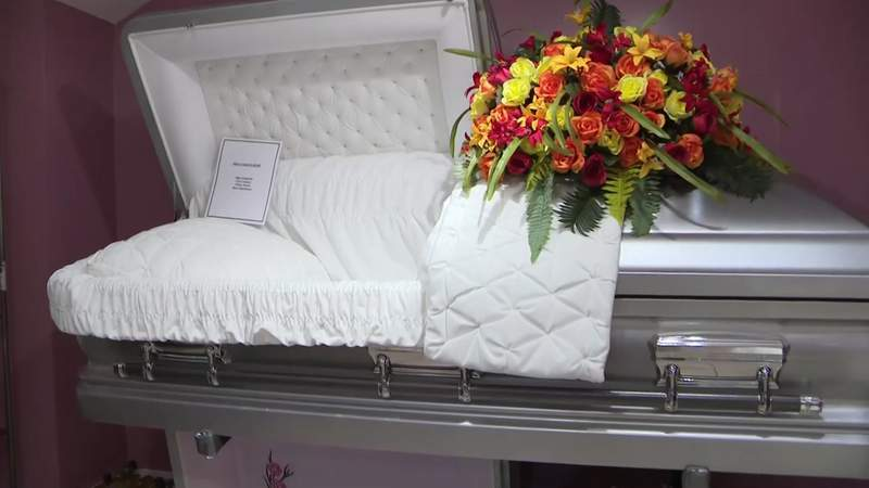 Houston-area funeral homes and morgues forced to change protocols as virus deaths increase