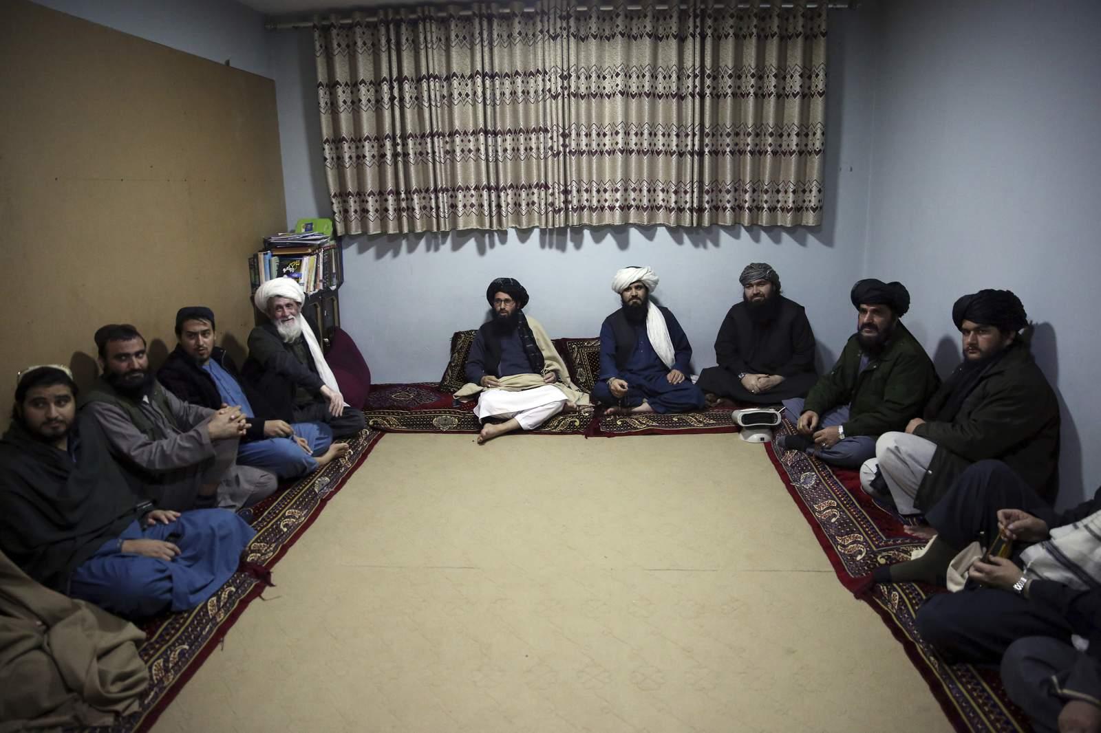 Los talibanes están listos para iniciar el cese del fuego en áreas afganas afectadas por virus 50