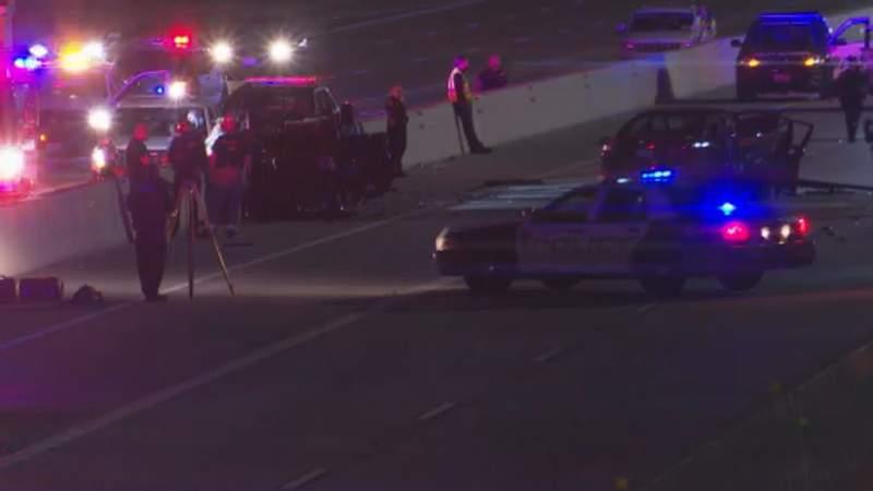 2 killed, 1 injured in wrong-way crash
