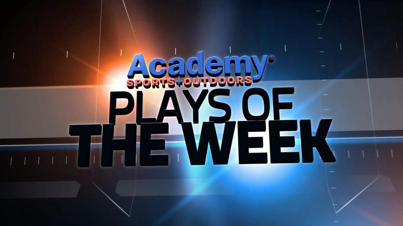 H-Town High School Sports Plays of the Week presented by Academy Sports + Outdoors