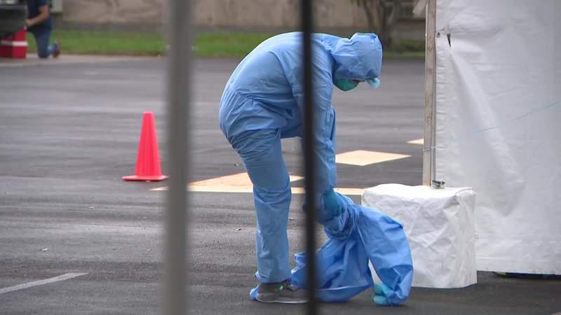 Efforts underway to ensure seniors have access to coronavirus testing