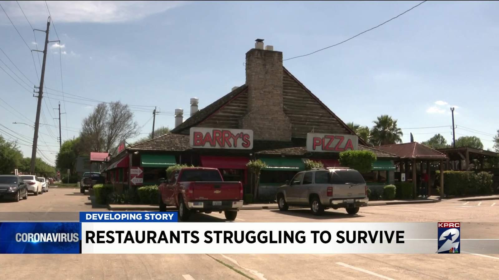 Propietarios de restaurantes, trabajadores que intentan capear la tormenta financiera del coronavirus 34