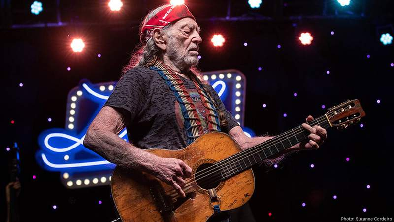 See Willie Nelson up close and personal at his ranch near Austin,