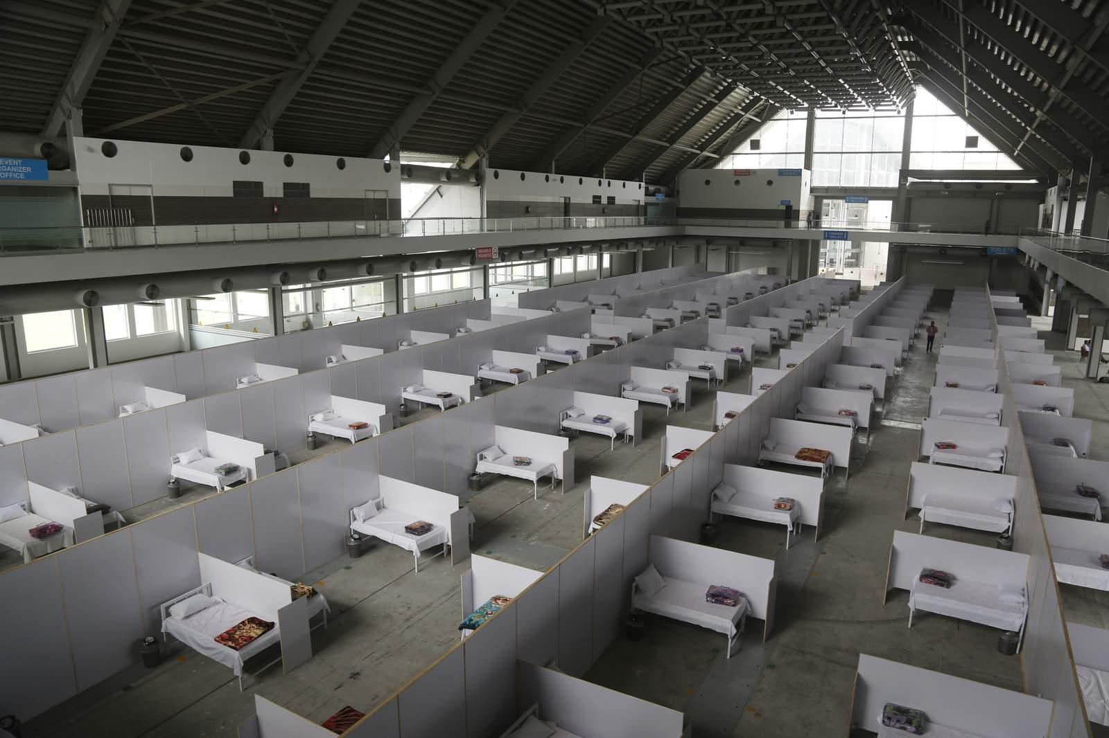 China envía ayuda médica a Pakistán para combatir el brote de virus 66