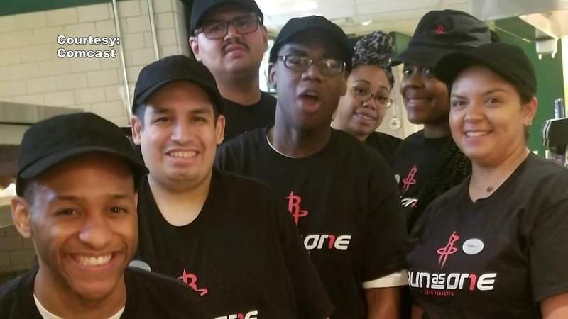 Voices of Houston: Local program helps adults with Autism