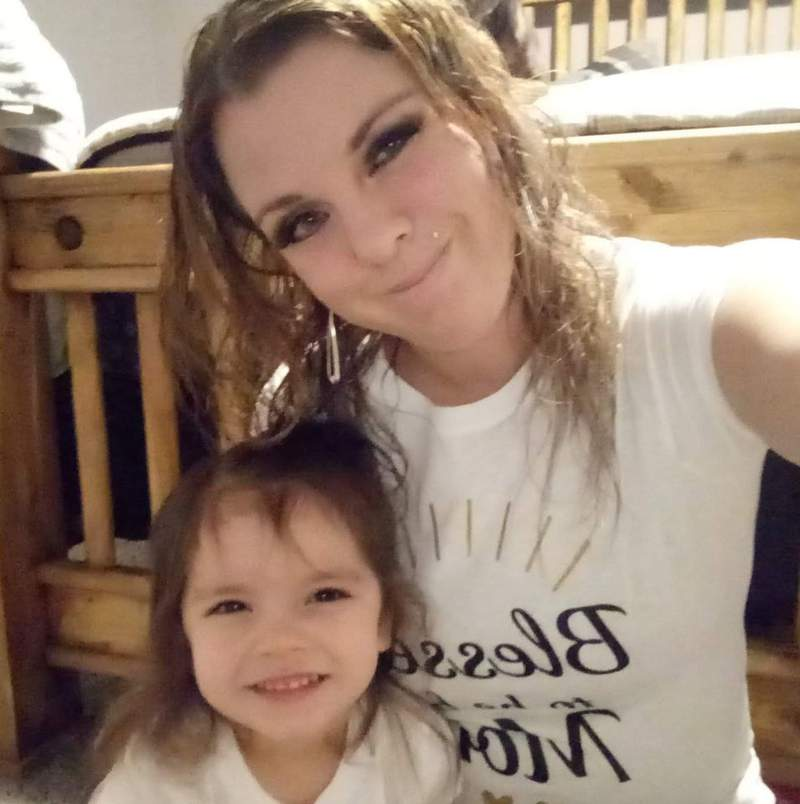 CPS search for missing 3-year-old Elly'Anna Garcia and her mother, Christina Kaput.