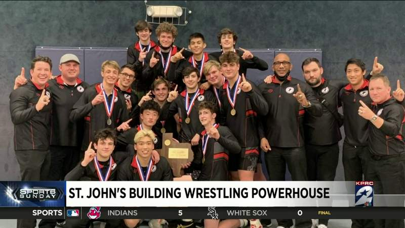 Prep school builds wrestling powerhouse