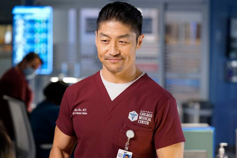 """For The Want Of A Nail"" Episode 609 -- Pictured: Brian Tee as Ethan Choi -- (Photo by: Elizabeth Sisson/NBC)"