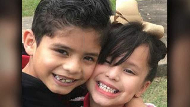 Brian Mejias and Gabriela Mejias