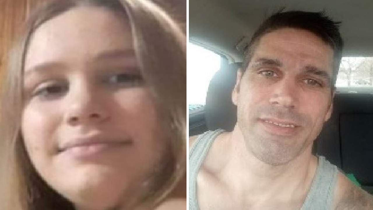 Amber Alert issued for girl officials say was abducted by registered sex offender in area east of Dallas - KPRC Click2Houston