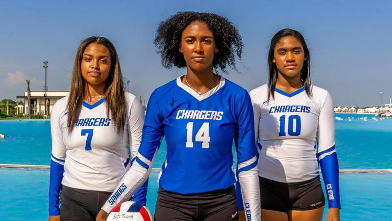 2021 VYPE Houston Volleyball Preview - The Sleepers: Clear Springs Chargers