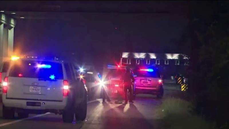 2 suspects in custody after police chase in north Harris County