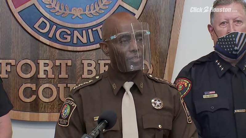 Fort Bend County authorities discuss Inauguration Day security