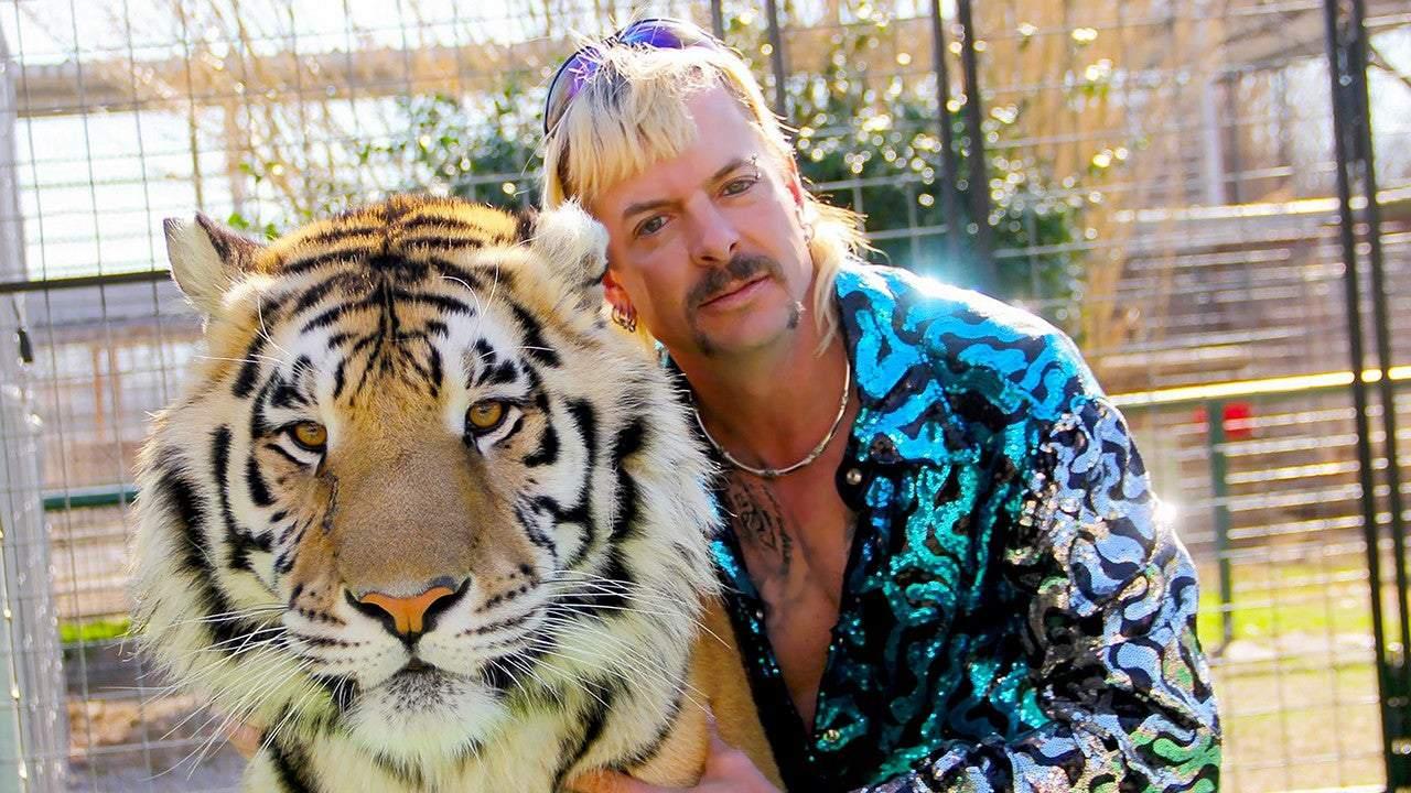 El exótico Joe de Tiger King está en cuarentena como precaución después de ser transferido a una nueva prisión federal 13